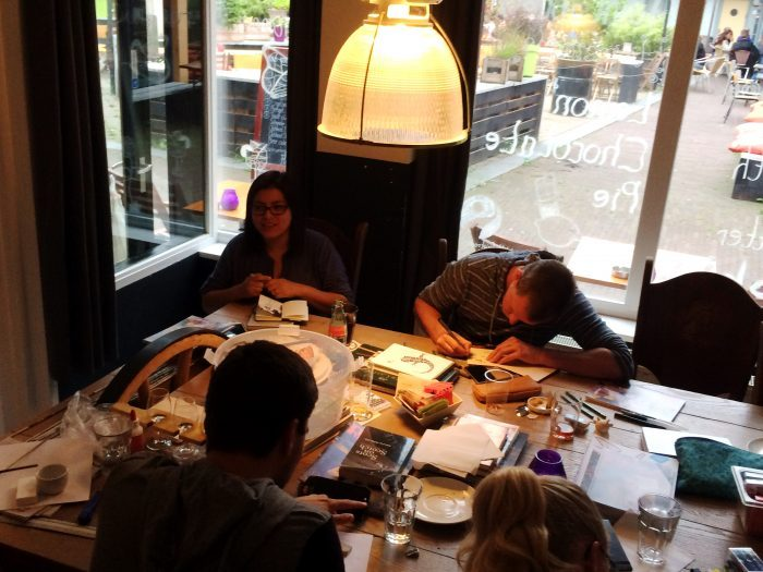 13 July | Drink & Draw