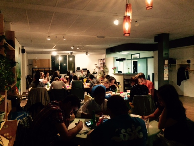 7 September | Drink & Draw